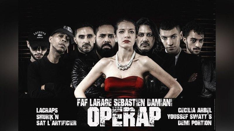 Seb Damiani Faf Larage Feat Shurik'n x Sat x Cécilia Arbel x Lacraps x Demi Portion x Swatt's