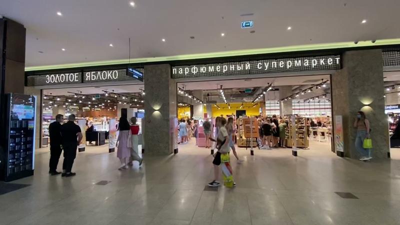 УРА Золотое яблоко открылось в Минске ТЦ Galleria