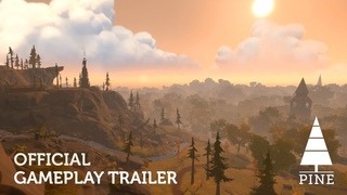 Pine   Official Gameplay Trailer
