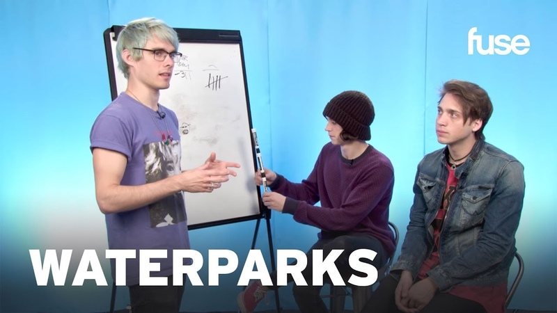 Waterparks Play Draw That Band Fuse