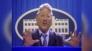 L'affaire Monica Lewinsky - Les Guignols - CANAL+