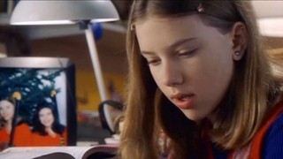 Scarlett Johansson Parts in Home Alone 3 1997