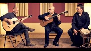 Barcelona Guitar Trio - Rio Ancho (Paco de Lucía)