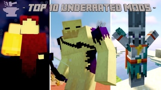 Minecraft - Top 10 Underrated Mods (Forge/December)