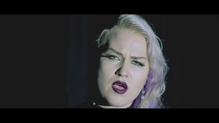 "Magnus Karlsson's Free Fall - ""Queen Of Fire"" feat. Noora  Louhimo (Battle Beast) - Official Video"