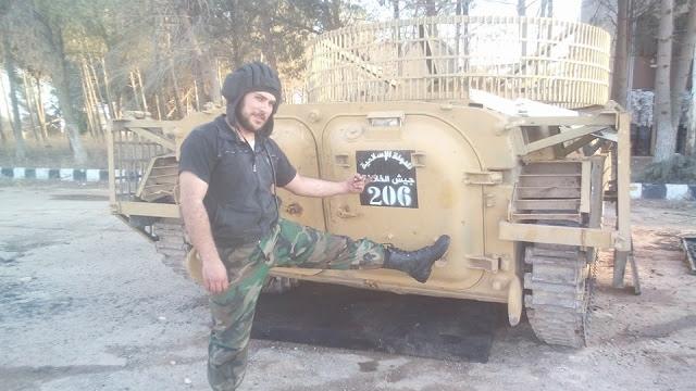 Бронетехника Исламского Государства. История «Мастерской»., изображение №55