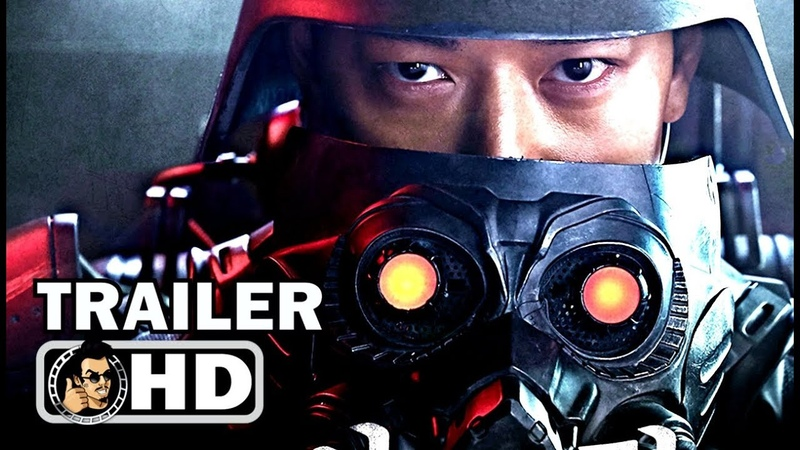 JIN ROH THE WOLF BRIGADE Trailer 2018 Sci Fi Action