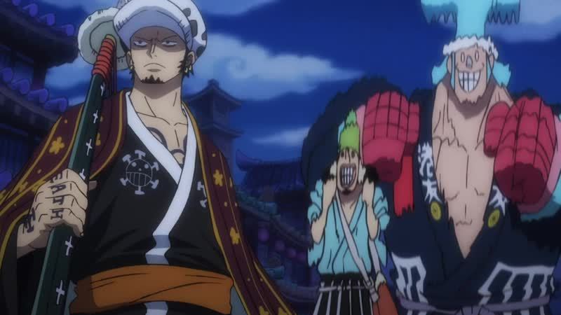 AniRai Ван Пис 925 серия Трейлер на Русском One Piece 925 Озвучка Baxrayder