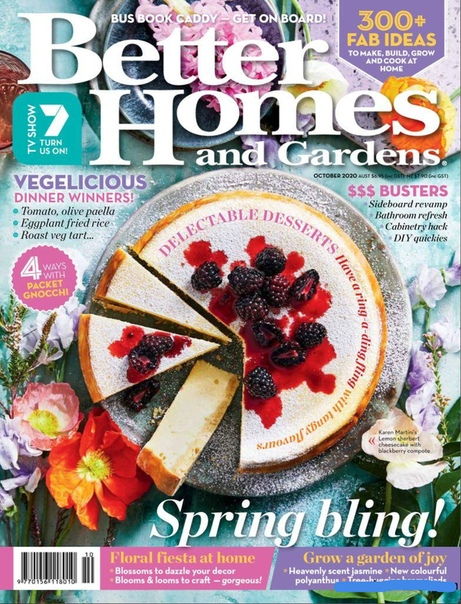2020-10-01 Better Homes and Gardens Australia