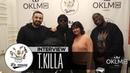 T.KILLA - LaSauce sur OKLM Radio 15/02/18 OKLM TV