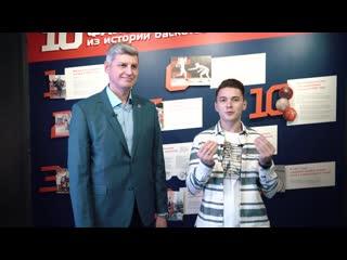 Экспозиция «История пермского баскетбола». Виртуальная «Ночь музеев» в Перми.