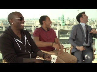 FAST 6 TYRESE AND LUDACRIS USE WOMEN'S DEODORANT