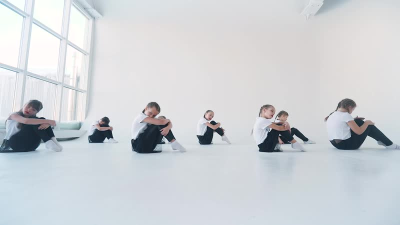 Современная хореография дети