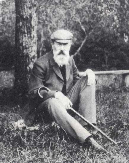 Н.А. Римский-Корсаков. Фото: Вас. Ястребцев (1904)
