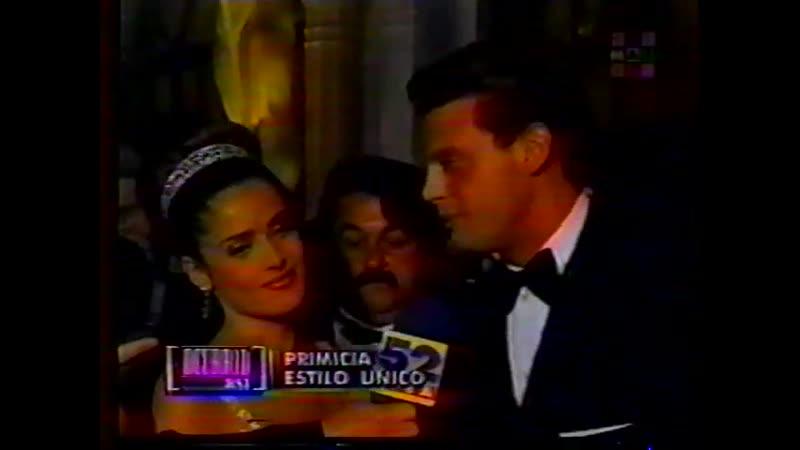 24 03 1997 Сальма Хайек на церемонии Оскар Беверли Хиллз США