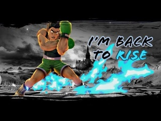 I'm Back to Rise - Smash Ultimate Little Mac Montage