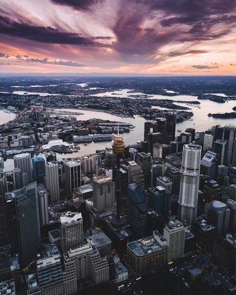 Авиабилеты в Австралию (Сидней) за 43000 рублей туда-обратно из Москвы с багажом