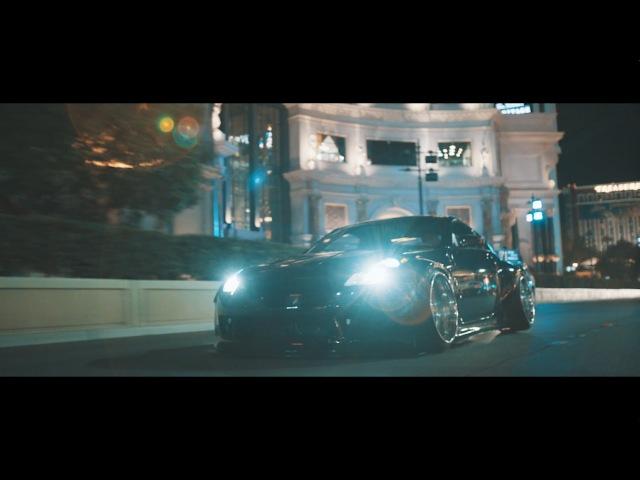 Shiro's Sin City Devil Nissan 350Z