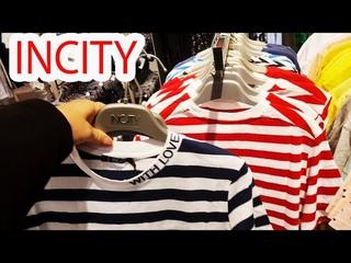 Магазин INCITY.(ИНСИТИ).Модная одежда на лето.Нижнее бельё.Обзор товара и цен.