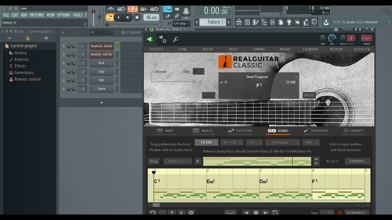 MusicLab RealGuitar 5 Classic Steel String vst New Release