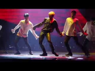 161229 KBS 가요대축제 방탄소년단 지민 솔로 - LIE (BTS JIMIN SOLO) 직캠 fancam (4K)