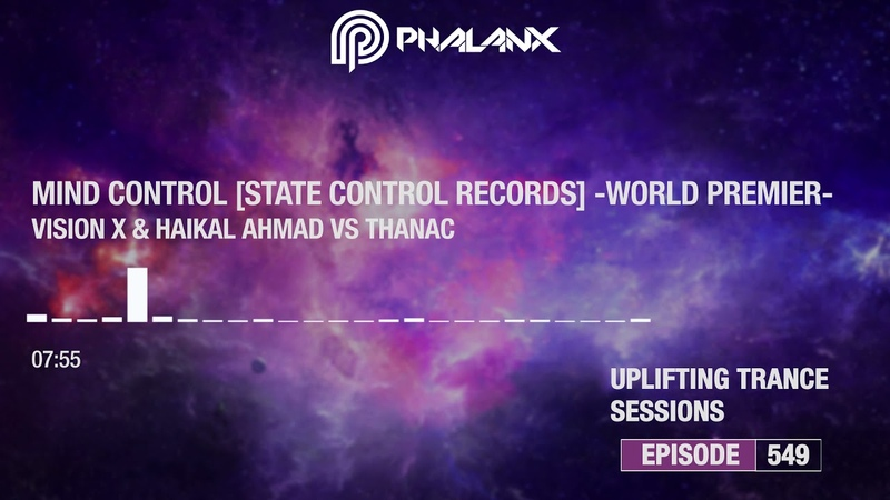 DJ Phalanx Uplifting Trance Sessions EP 549 25 07 2021