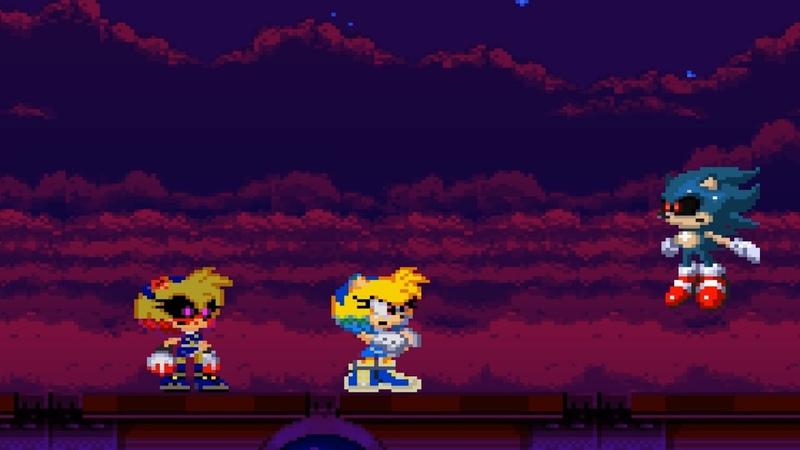 Приключения продолжаются Продолжение следует... 7 | Sonic.exe Tower of millennium (2 Часть)