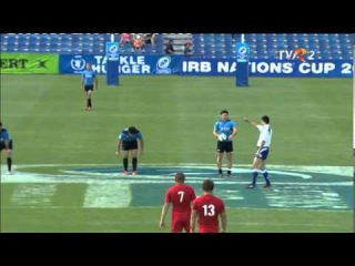 [FULL MATCH] IRB Nations Cup 2014 - Russia Vs Uruguay ()