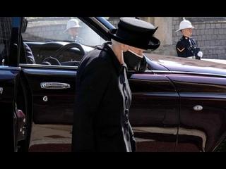 Слезы душат! Елизавета II решилась - прямо на похоронах, взяла с собой. На глазах у всех!