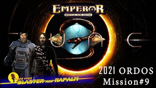 🔥 DUNE 2021 Game Emperor House Ordos Battle for dune Mission 9 Прохождение с BLASTER and NAPALM