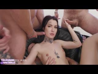 [AnalVids] Tabitha Poison [porno hd porn dp порн anal анал Двойно проникновени секс групп группово ебл трах ебут девочк молод тр