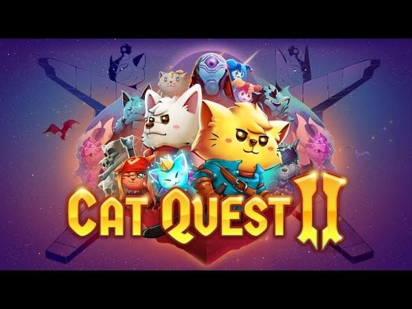 Cat Quest 2 Два короля 1