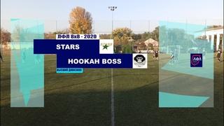 Stars - Hookah Boss | ЛФЛ 8х8 - 2020
