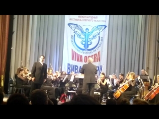 """Верди """"Травиата"""", ария Альфредо"""