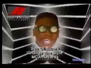 Son Of Bazerk-Change The Style