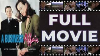 A Business Affair (1994) Christopher Walken | Jonathan Pryce - Romance HD