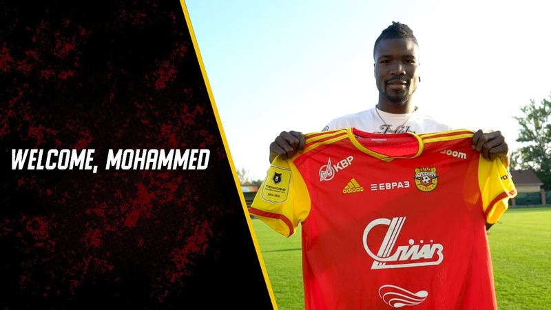 Welcome Mohammed