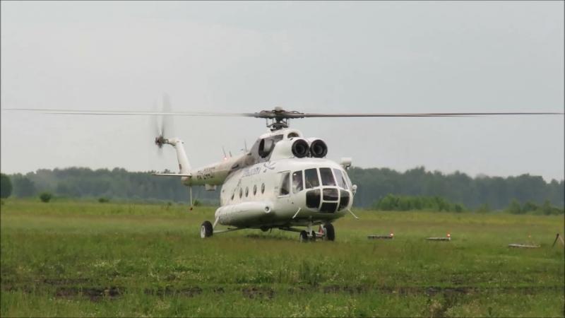 Ми-8Т,борт RA-24457