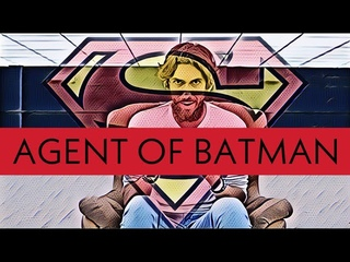 Superman: Agent Of Batman - Pitch by Max Landis