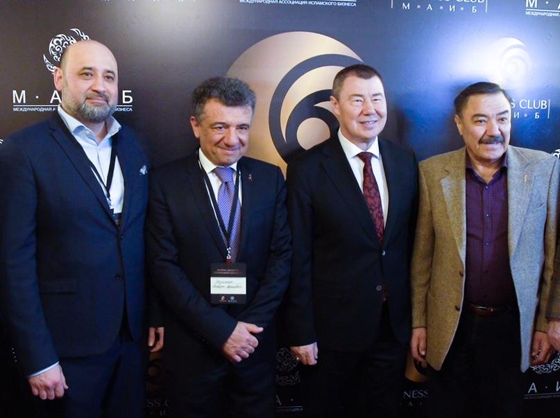 Руководство кинокомпании «Союз Маринс Групп» на Форуме лидеров этического бизнеса