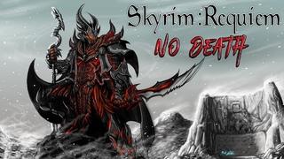 Skyrim - Requiem for a Balance (без смертей на безумце) Боевой маг #1 Секреты бретонского фермерства