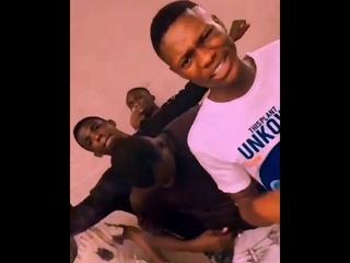 #AfricanVibez Raw Indoor Free Style by 1 of the Ghetto Got Talent Contestants #CityAlertPlus #CAPtv