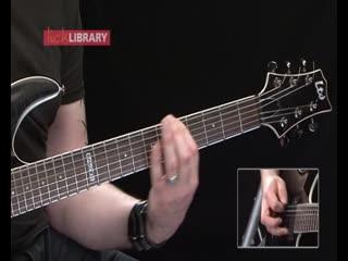 Lick Library - Andy James Learn Metal Rhythm Guitar in 6 Weeks - Week 6