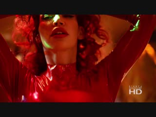 Bianca Beauchamp disco ( erotic эротика fetish latex фетиш playboy model модель milf big boobs pussy )