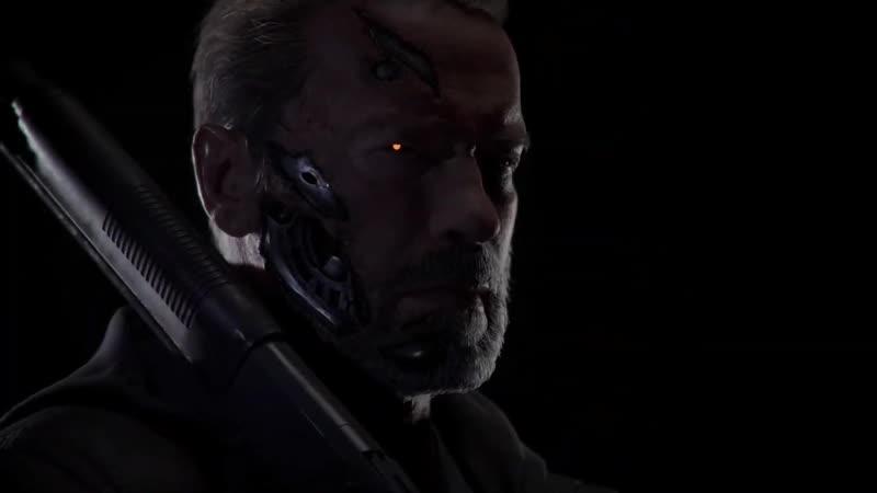 MORTAL KOMBAT 11 Terminator Vs Joker Spawn Trailer MK11 Kombat Pack (2019)