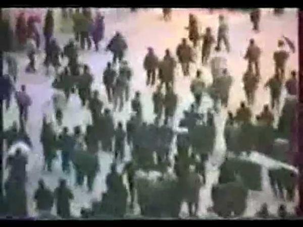 Баку Январь 1990 г Изгнание русских