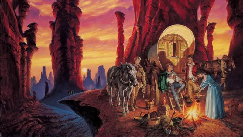 Восходящая тень Роберт Джордан ♦ 3 Аудиокнига Akhn Аудиокнига Аудио книга