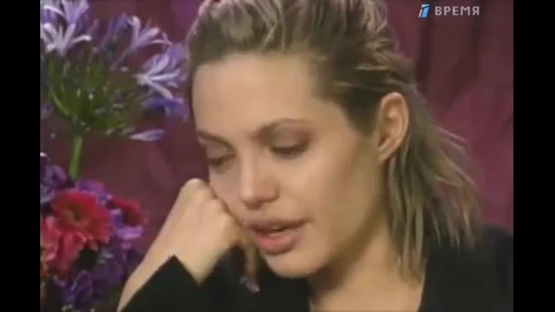 Анджелина Джоли Успех самой яркой звезды