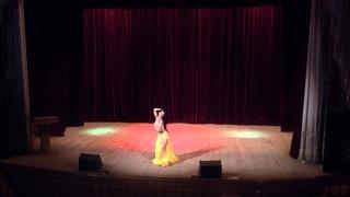 Yulianna Voronina Belly Dance - Mejanse 2014. Ukraine