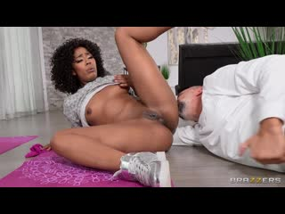 Misty Stone - Hot Workout With A Cock Ending [All Sex, Hardcore, Blowjob, Gonzo]
